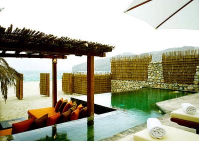 Six Senses Hideaway, Zighy Bay, Oman_Pool