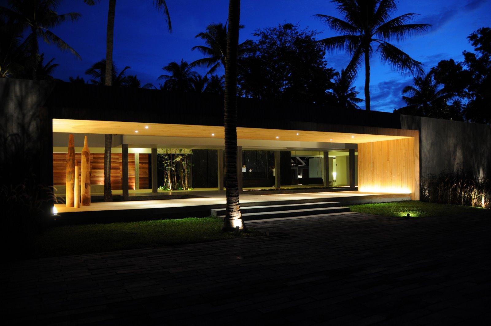 Green chic x2 resort koh samui thailand e n c h a for Casa moderna 3181