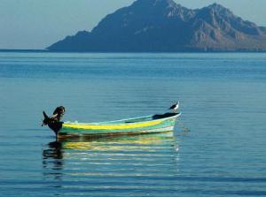 El Sanctuario Eco Retreat_BC_MX_boat-at-anchor-in-ensenada
