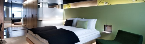 Sleek chic first hotel grims grenka oslo norway e for Boutique hotel oslo
