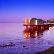 Hotel Palafitte_Neuchâtel_CH_t_palafitte_dawn