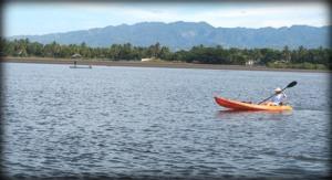 La Cocotera_Barra de Santiago_El Salvador_kayak