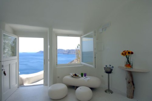 Mystique Hotel_Santorini_Suite-View