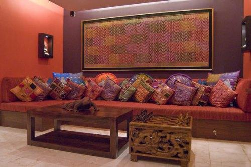 BEC-Villa Indah Manis-BALI-Television-room