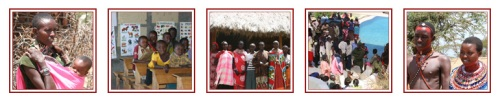 The Kijabe Trust, benefiting the local Maasai Community. Photo: The Kijabe Trust