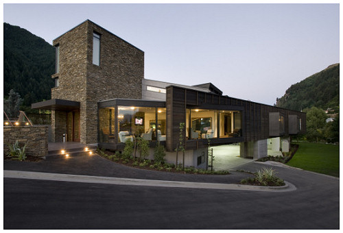 Queenstown Park Boutique Hotel-Queenstown-NZ-QPH-exterior-reception-b