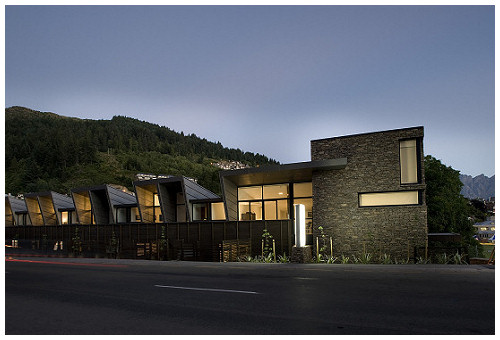 Queenstown Park Boutique Hotel-Queenstown-NZ-QPH-exterior-road-b