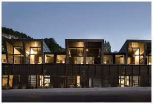 Queenstown Park Boutique Hotel-Queenstown-NZ-QPH-exterior-units-b