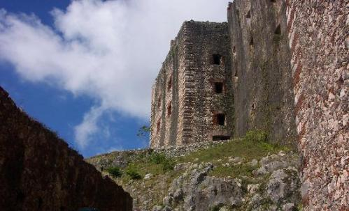 The Citadelle, Cap-Haitien, Haiti. Photo: flickr member Femmeayitienne