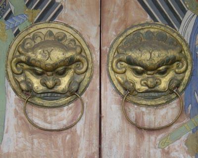 Three Camel Lodge-MONGOLIA-8842-doors-three-camel-lodge-south-gobi-desert-mongolia-