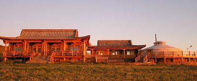 Three Camel Lodge-MONGOLIA-Three Camel Lodge - First Photo