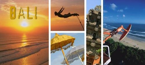 Bungy jumping in Bali. Photo: AJ Hackett Bali
