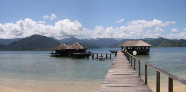 Cibudak Island, West Sumatra. Photo: D Nukman