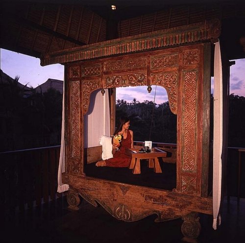 Maya Ubud-BALI-Bale Bali-photo Jürgen Gutowski