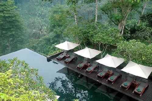 Maya Ubud-BALI-Pool