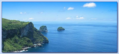 Nusa Penida, excellent dive spot in Bali