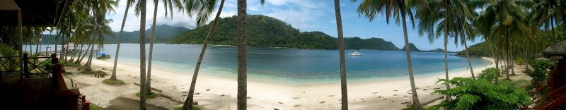 Sikuai Island, West Sumatra. Photo: D Nukman