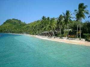 Sikuai Island Resort. Photo: flickr member mrlemonjelly