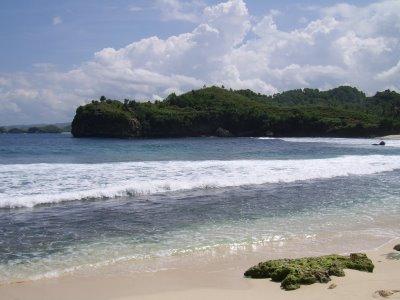 Srau Beach-Pacitan-Eas Java