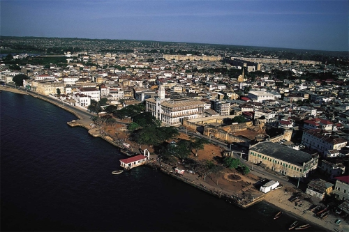 Zanzibar-The Stone Town-TANZANIA 1
