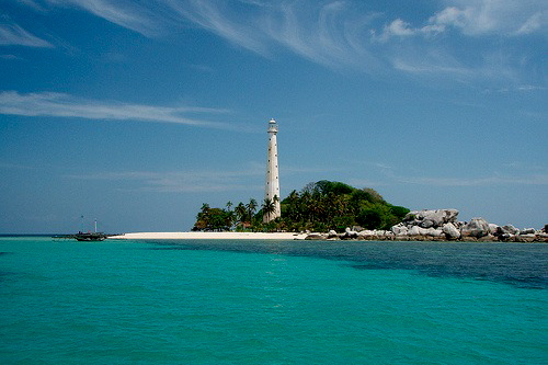 Movie helps put Indonesias idyllic Belitung Island on the travel.