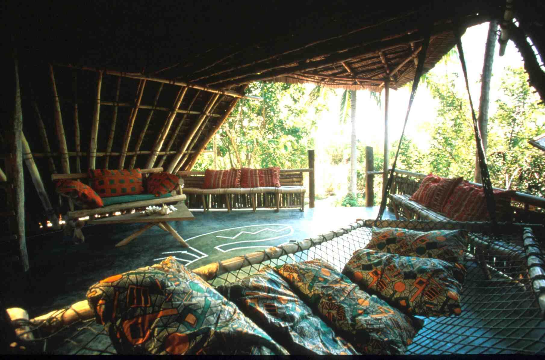 Eco Rustic Chumbe Eco Lodge Chumbe Island Zanzibar