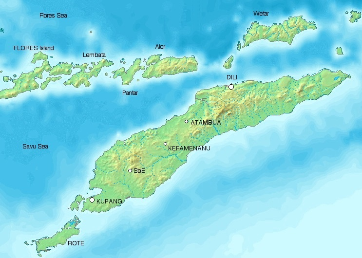 Timor Island